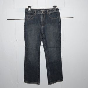 Chico's facet womens jeans size 1 S 8850